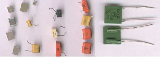 Скупка конденсаторов в спб